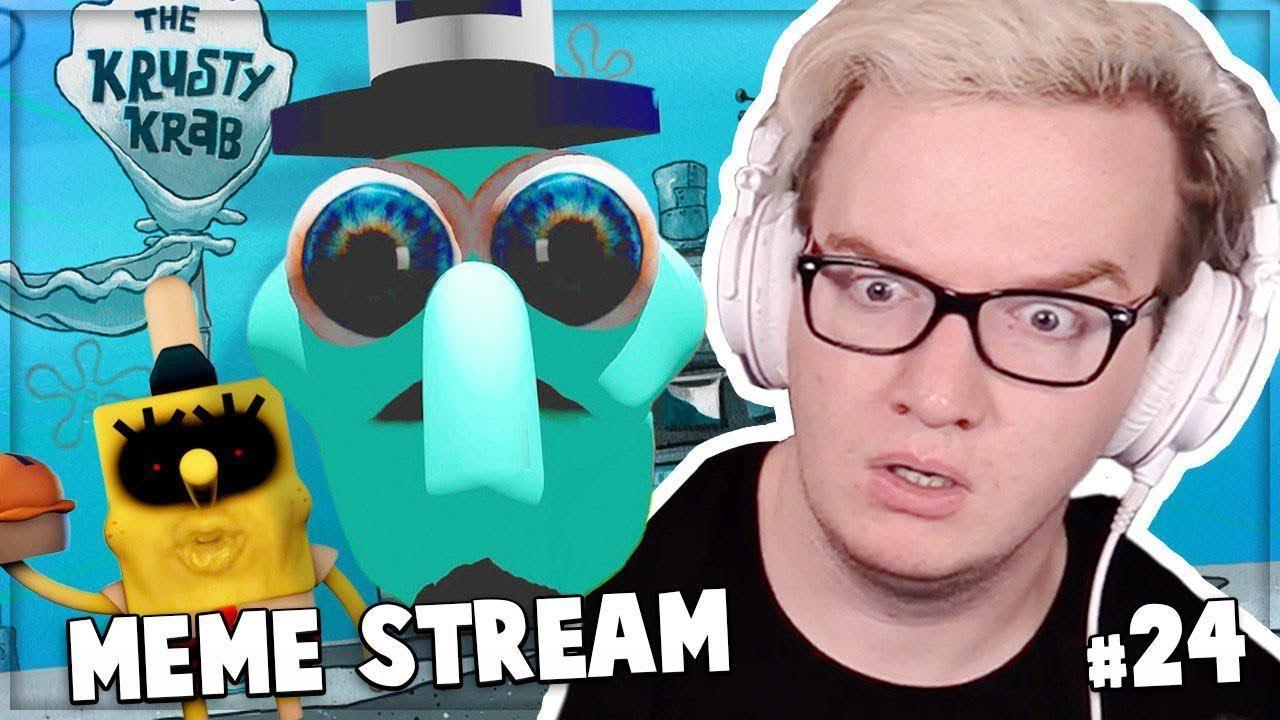 Versuche nicht zu lachen Herausforderung (beste Of Meme Stream # 24) + video