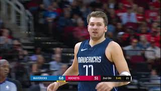 Luka Doncic (41 Points) Highlights vs Houston Rockets