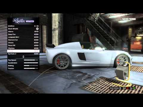 Gta 5 Coil Voltic Tesla Customization How To Save Money