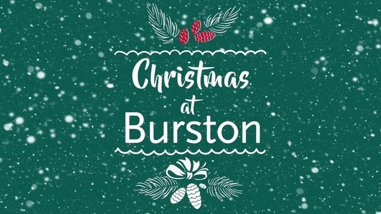 Christmas 2019 At Burston Garden Centre Youtube