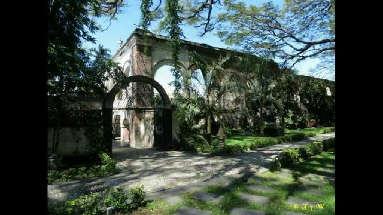 Cuautla edo mor m xico ex hacienda casasano 39 39 jardin y for Jardin xochicalli cuautla