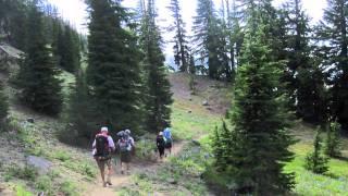 Broken Top Loop Backpack Oregon