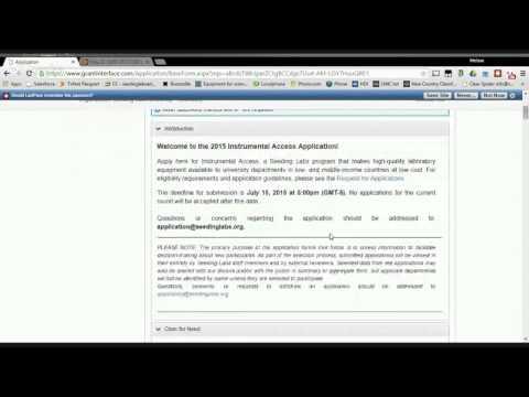 May 22 16:00 UTC/12:00 pm EDT Seeding Labs Instrumental Access webinar