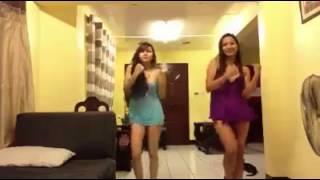Pinay Boobs Dancing Lingerie