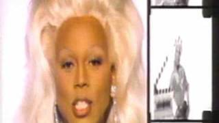 RuPaul - Supermodel - Official Music Video - HQ