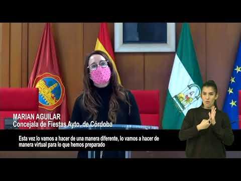 VÍDEOS INCLUSIVOS: Una App permitirá seguir la Cabalgata de forma virtual en Córdoba
