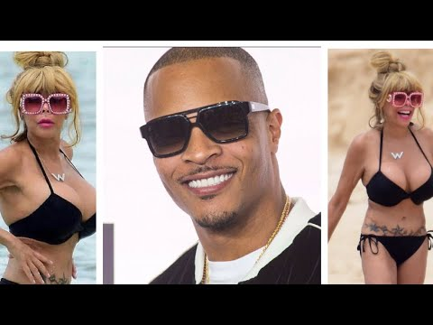 T.I BUS SHOTS At Wendy Williams On Social Media!!