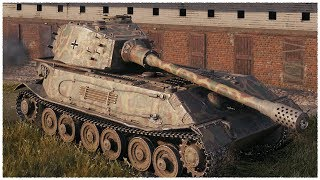 Обложка VK 45 02 P Ausf B IRONCLAD WoT Gameplay