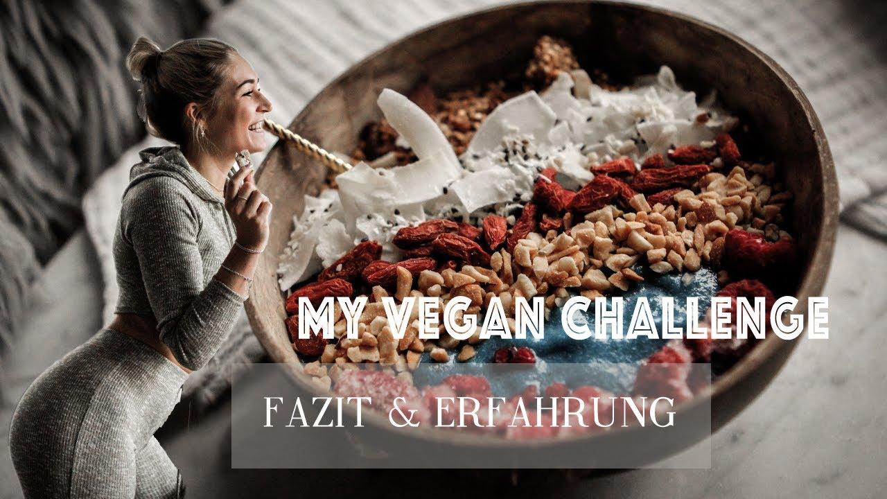 Vegan Körperliche Veränderungen