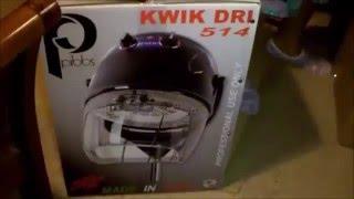 Pibbs Kwik Dry 514 1100w Salon Dryer Review