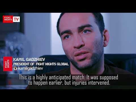 Магомедсайгид Алибеков (Россия) - Ахмед Алиев (Россия): больше чем бой за пояс.
