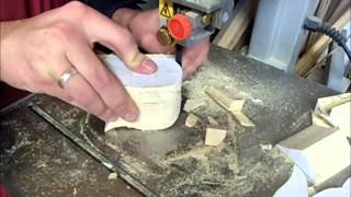 Bandsaw Tulips - Spring Decoration