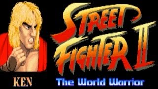Street Fighter II - The World Warrior - Ken (Arcade) thumbnail