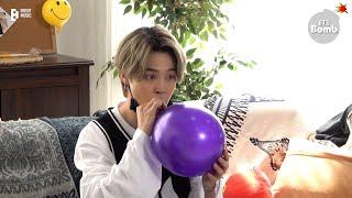 [BANGTAN BOMB] Jimin and Helium Balloons - BTS (방탄소년단)