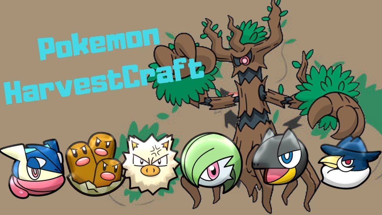 Pokemon harvestcraft walkthrough - crewhardterley
