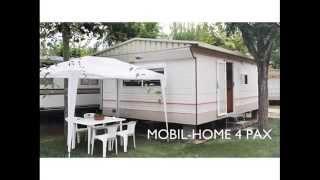 Vacances Mobil-home 4 PAX a Càmping Riembau Platja d'Aro Girona