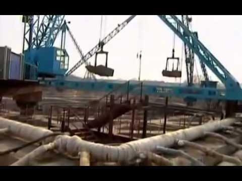 Megastructures  Lupu Arch Bridge China