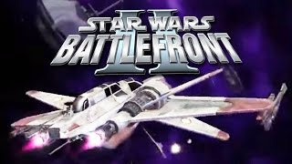 STAR WARS BATTLEFRONT 2 - PC Gameplay Walkthrough Full Campaign Part 2 (w/ Space Battle)