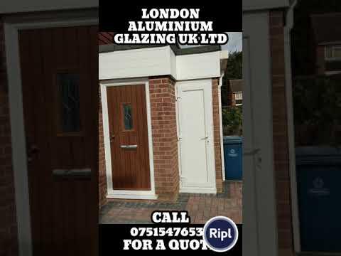 London Aluminium Glazing UK ltd