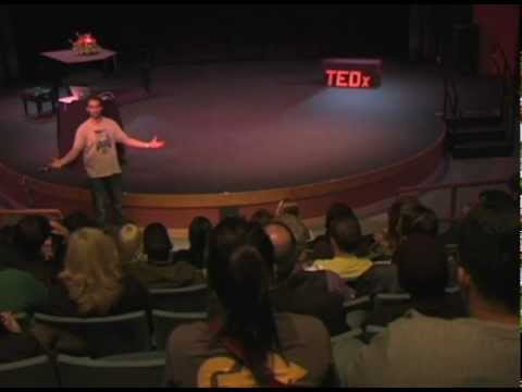 Paying it forward: Charley Johnson at TEDxCalicoCanyon