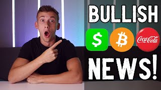 This News Is INSANE For Cryptocurrencies.. BULL RUN INCOMING!