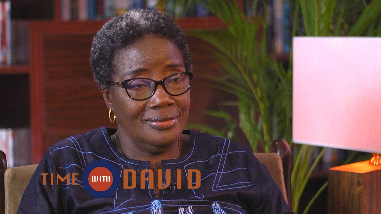 Time With David Interview with Mrs Matilda Amissah-Arthur #TimeWithDavid