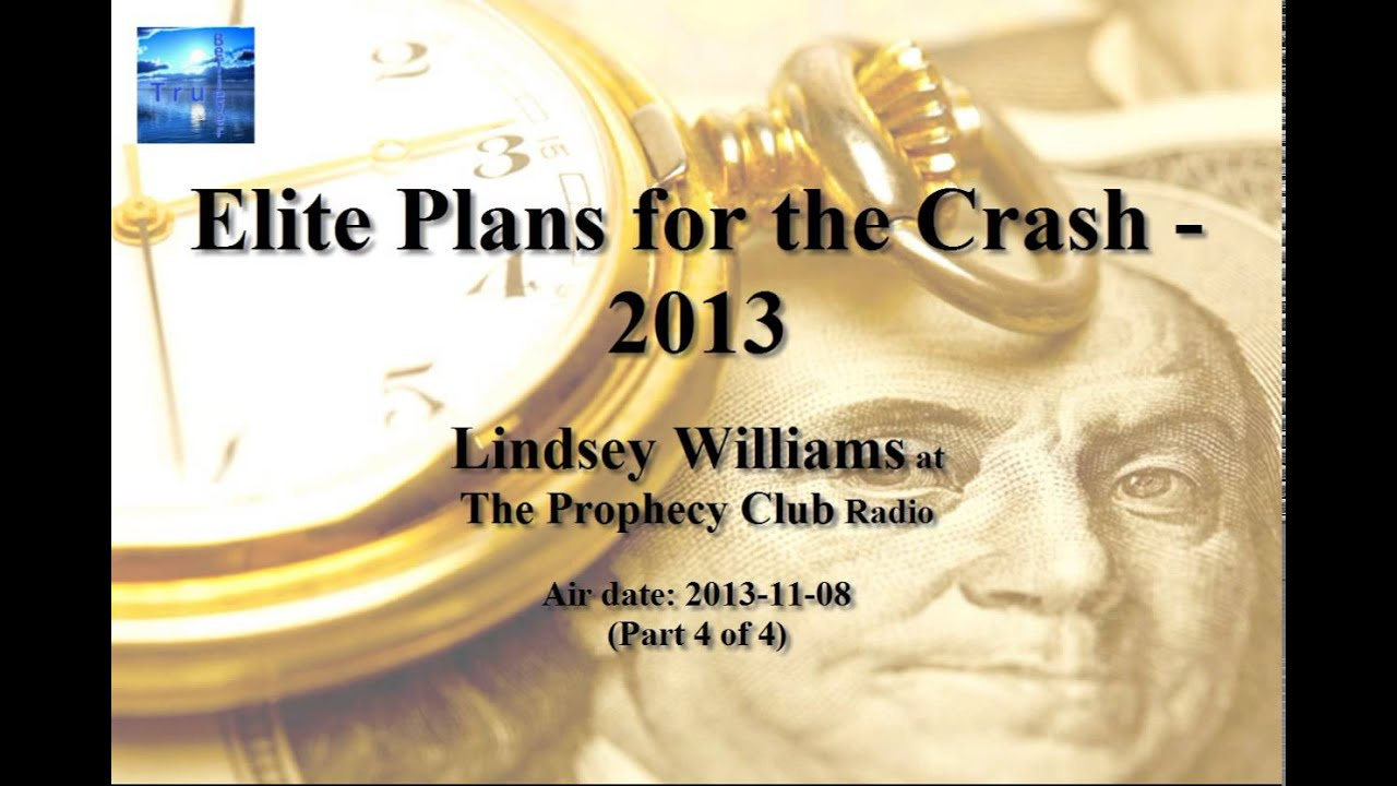 prophecy club lindsey williams