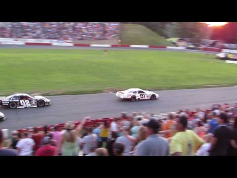 Bowman Gray 6-3-17 Taylor Branch upset with Zack Clifton