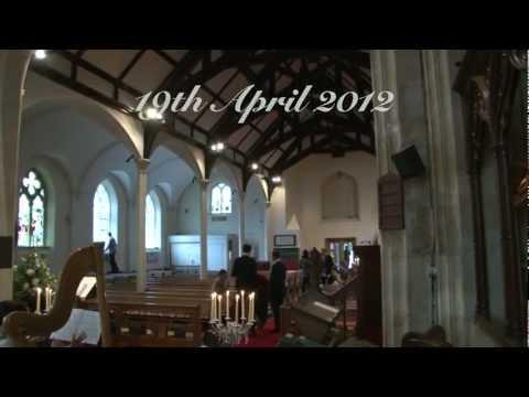 Mr & Mrs Edwards' Wedding Highlights Botleys Mansion Chertsey