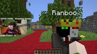 The Funniest Minecraft Map w/ Ranboo - Tubbo