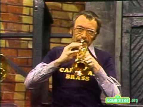 Classic Sesame Street   Canadian Brass On Sesame Street