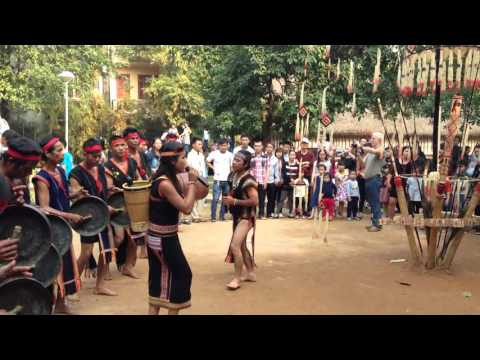 [Vietnam Culture] The space of Gong culture in the central highland of Vietnam