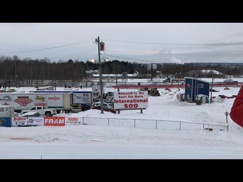 I-500 Snowmobile Race - Sault Sainte Marie, MI