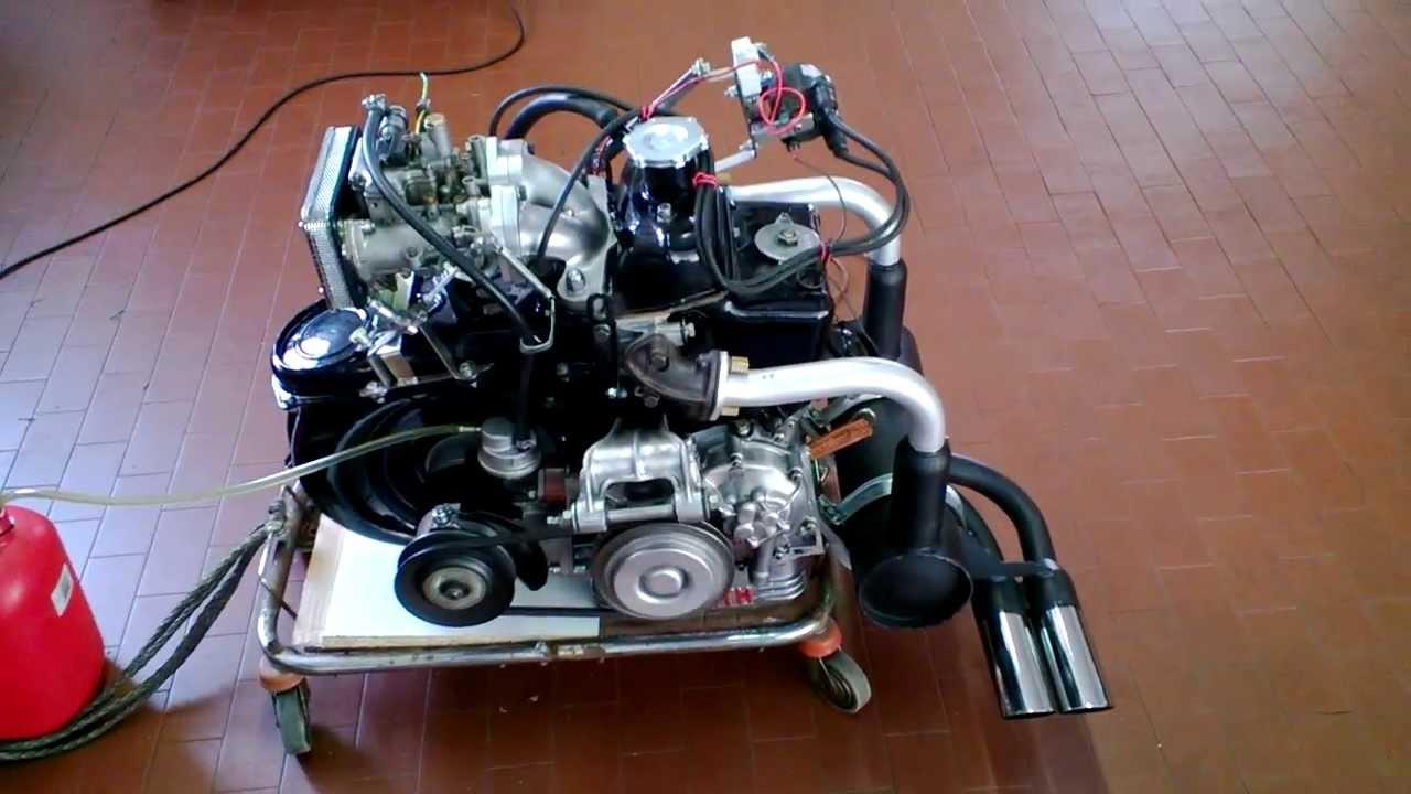 Wp 20130924 003 Fiat 500 Motore Elaborato Youtube