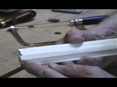 How To Replace Muntins In Window Sash