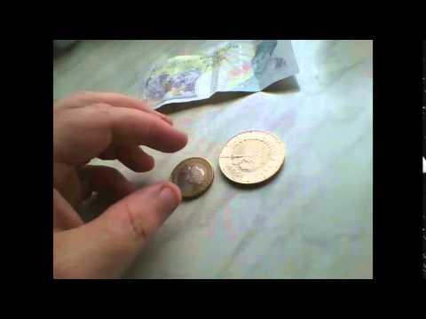 5 pound coin