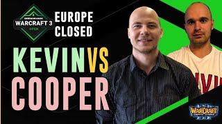 WC3 - DreamHack:Fall'21 - EU Closed Qualifier - Decider: [NE] Kevin vs. Cooper [ORC]