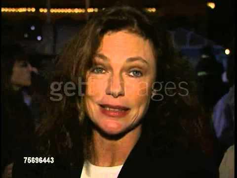 Jacqueline Bisset - Red Carpet Interview 1996