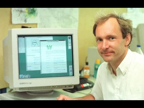 Tim Berners-Lee - World Wide Web @ 25