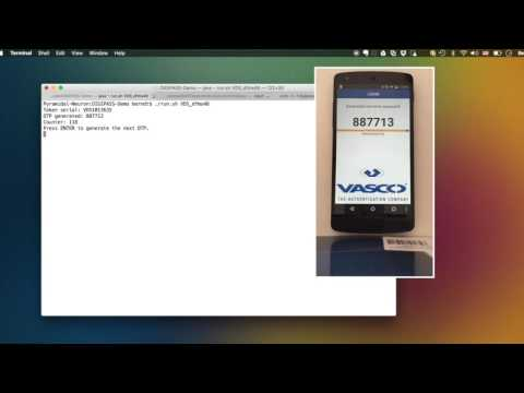 #HITBGSEC Replicating A VASCO DIGIPASS Token Instance (DIGIPASS DEMO For Android 4.10.0)
