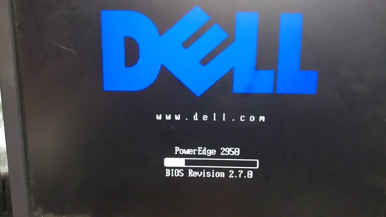 Boot from USB - Dell Server