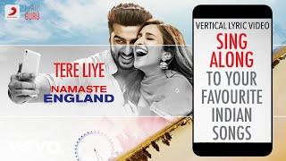 Tere Liye Namaste England by Atif Aslam Mp3 Song Download