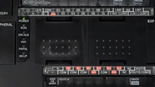 48977 オムロン プログラマブルコントローラ CP1E-NA20DR-A thumbnail