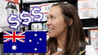 Buscando cosas BARATAS en AUSTRALIA - Kmart Australia | Acá en Australia