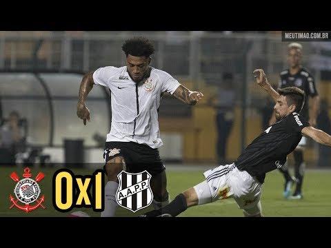 Melhores Momentos - Corinthians 0x1 Ponte Preta - Paulistão 2018