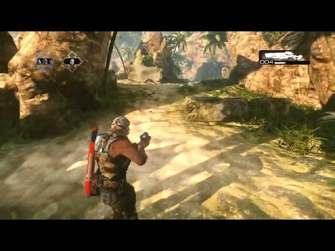 4 MATCH SNARK ADVENTURE! (Gears of War 3)