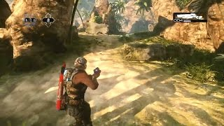 4 MATCH SNARK ADVENTURE! (Gears of War 3)
