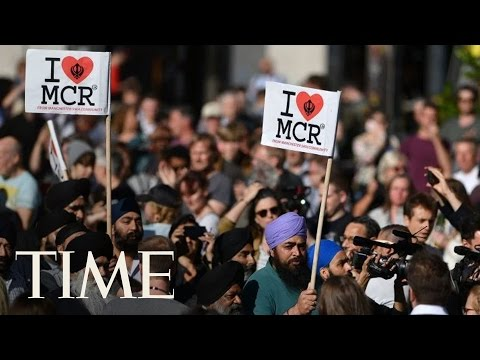 Download Youtube: Vigil For The Victims Of The Manchester Attack | TIME