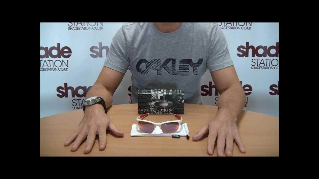 412919eecc Oakley Bottle Rocket Sunglasses - Polished White with OO Red Iridium  Polarised - (OO9164-04)