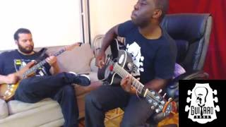 Rehearsal cam: Dire straights - Sultans of Swing (Guitaro 5000 and Daniel Naranjo)